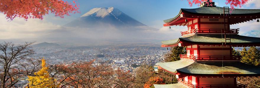 Voyage au japon