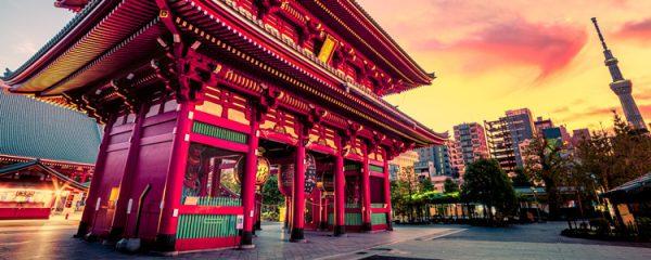 séjour au Japon